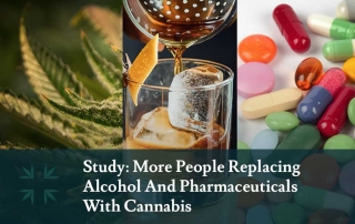 cannabis replacing alcohol pharmaceuticals