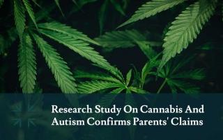 cannabis autism study