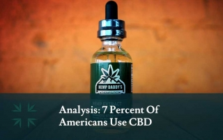 7 percent of americans use cbd