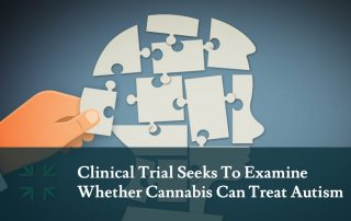 clinical trial cannabis autism