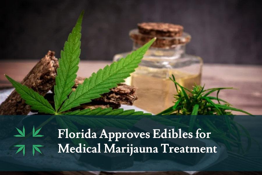 florida approves medical marijuana edibles