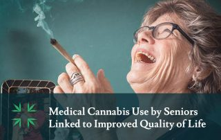Medical marijuana seniors linked to improved quality of life