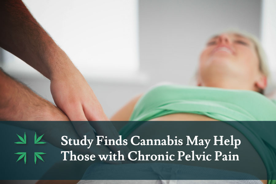Study cannabis helps chronic pelvic pain