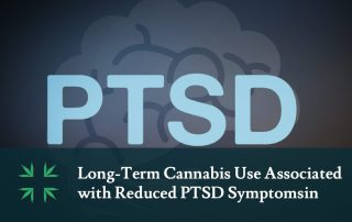 Cannabis reduces symptoms PTSD study