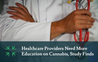 healthcare providers need more education on cannabis